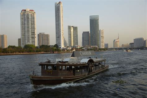 Yangon Boat Service by Chatrium Shuttle Services Chatrium Hotels Residences