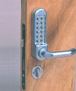 Serrure A Code Porte Exterieure : serrure et verrou de porte code m canique seton fr ~ Dailycaller-alerts.com Idées de Décoration
