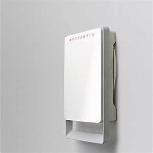 Radiateur Electrique Salle De Bain Mural : radiateur soufflant salle de bain fixe lectrique aurora ~ Edinachiropracticcenter.com Idées de Décoration
