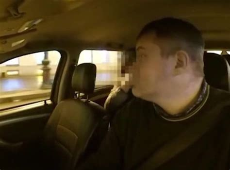 Couple Ask Taxi Driver Get Out His Own Car They
