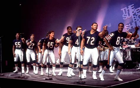 Six Ex Bears Sue Over Use Of Super Bowl Shuffle Video