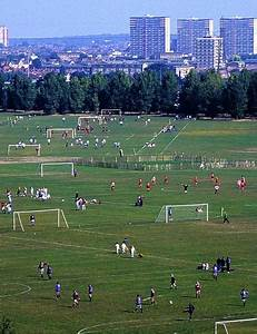 10m olympics makeover for hackney marshes