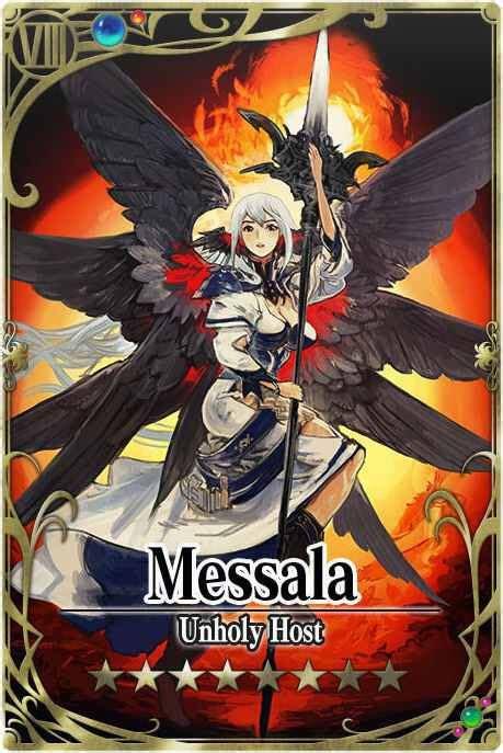 messala unholy host  furthest fallen   fallen