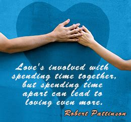 spending time apart relationship quotes
