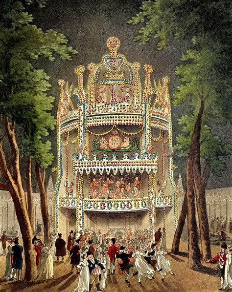 vauxhall gardens london the microcosm of london ii spitalfields life