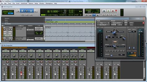 audio desk recording software free digital audio workstation list recording studio 9