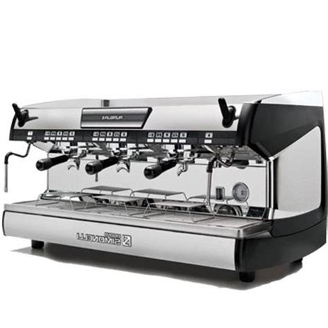 Includes pickup and delivery in metro area. La Marzocco commercial coffee machines Australia free delivery FB80 AV