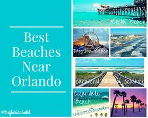 Best Beaches Near Orlando Florida