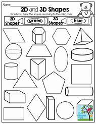 best d shapes worksheets  ideas and images on bing  find what you  d d shapes worksheets kindergarten