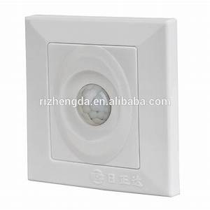 Pir Motion Sensor Switch Factory With Cheap Price R125