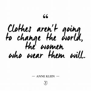 15 of the best ... Fashion Event Quotes