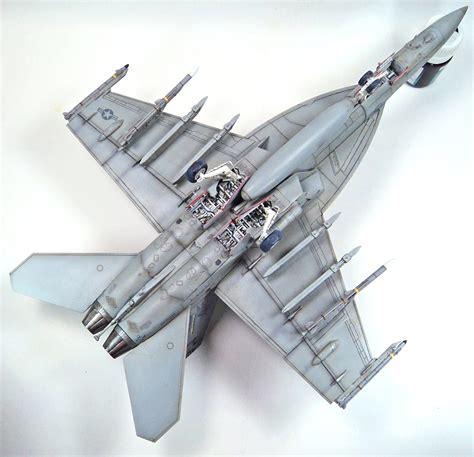 Revell's 1/48 F/a-18e Super Hornet