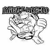 Ninja Turtles Coloring Pages Michelangelo Mutant Teenage Drawing Turtle Splinter Master Colouring Coloriage Tmnt Donatello Printable Sheets Birthday Raphael Games sketch template