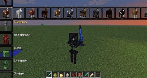 Morph Minecraft Mod