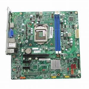 Lenovo Ih81m Thinkcentre Edge 73 Lga1150 Motherboard With Bp Motherboards