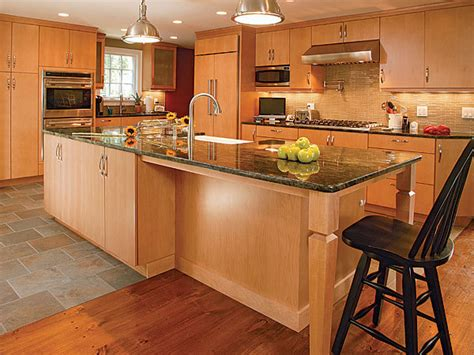 build an island from kitchen cabinets how to build a kitchen island homebuilding 9325