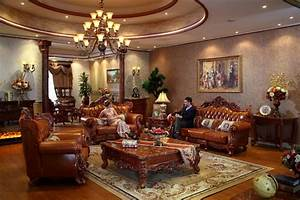 Aliexpresscom buy luxury italian red oak solid wood for Italian living room furniture sets
