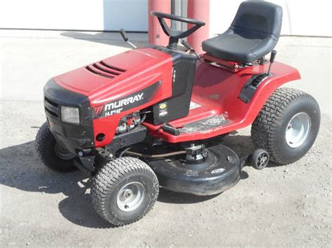 murray lawn tractor with mower deck le april consignments 5 k bid