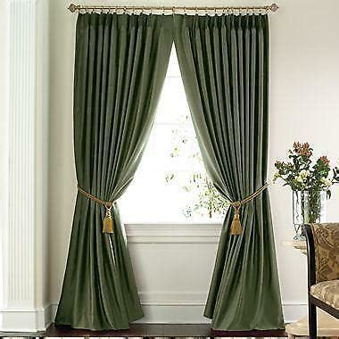 Pleated Thermal Drapes - pinch pleated thermal drapes ebay