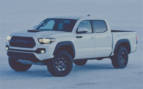 2017 Cars And Trucks by New For 2017 Toyota Trucks Suvs And Vans J D Power