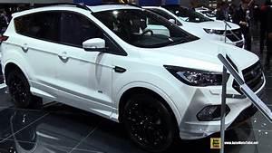 Ford Kuga 2017 St Line : 2018 ford kuga st line exterior and interior walkaround 2017 frankfurt auto show youtube ~ Medecine-chirurgie-esthetiques.com Avis de Voitures