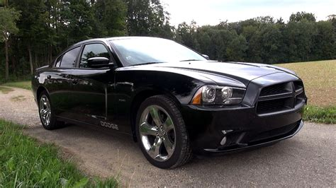 2013 Dodge Charger Rt 57l V8 (375 Hp) Test Drive Youtube