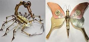 Arthrobots: Steampunk Insects on the Loose! « Steampunk R&D