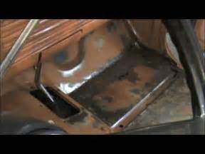 jeep floor pan replacement jeep floor pan rust repair 1