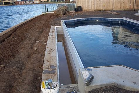 how much does an infinity pool cost above ground infinity edge pool round designs