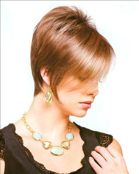 easy to maintain short hairstyles hair style and color