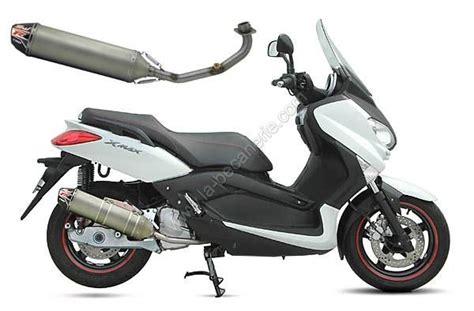 pots d 233 chappement yamaha x max 125 echappement maxi scooter la b 233 canerie