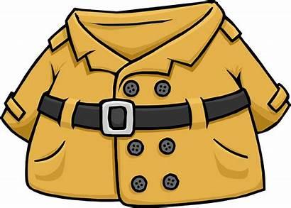 Detective Coat Penguin Wiki Wikia Revision Clubpenguin
