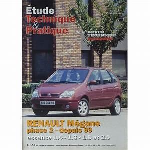 Revue Technique Megane 2 : rta revue technique automobile renault m gane i et sc nic i phase 2 essence ~ Maxctalentgroup.com Avis de Voitures
