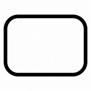 Rounded rectangle Icons - Download for Free in PNG and SVG