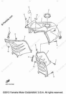 Yamaha Snowmobile 2005 Oem Parts Diagram For Instrument