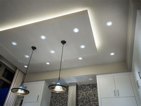 recessed lighting drop ceiling baby exit