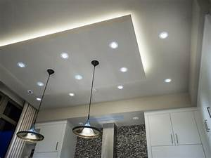 Use of led drop ceiling lights for quality lighting ...