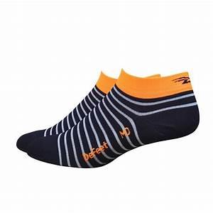 Bleu Et Orange : chaussettes defeet aireator 1 marini re rayures orange bleu et blanc velo ~ Nature-et-papiers.com Idées de Décoration