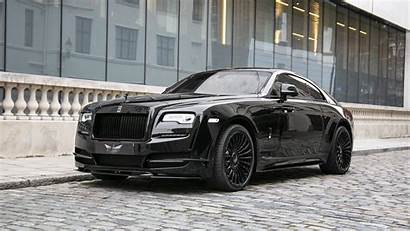 Royce Rolls Wraith Onyx Concept Wallpapers Tapety