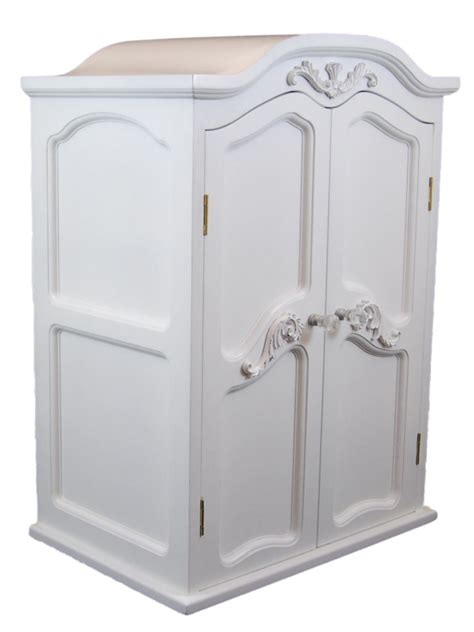 Doll Clothes Armoire by The S Treasures 18 Quot Doll Clothes Storage Furniture