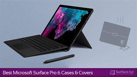 Best For Surface Pro The Best Surface Pro 6 Cases And Covers For 2019