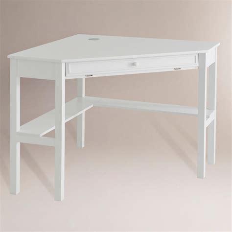 white corner desk duncan corner computer desk white world market