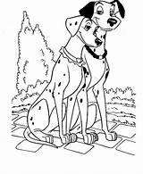 Coloring Pages 101 Couple Dalmatians Dog Dalmatian Romantic Cute Printable Print Disney 21b1 Dalmations Couples Dalmation Colouring Puppy Vegetable Bestcoloringpagesforkids sketch template