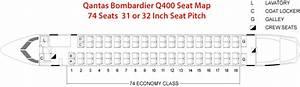 De Havilland Dhc 8 Dash 8 400 Seating Chart Bombardier Q400 Qantas Qantaslink Flyradius