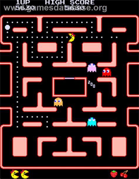 Ms Pac Man Arcade Games Database