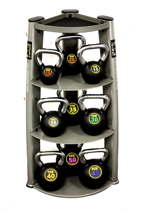 troy vertical kettlebell accessory rack  bench
