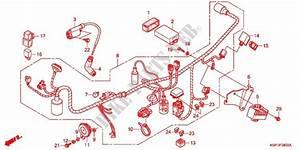 Wire Harness  Cbf150mb  Mc  For Honda Cb 150 Unicorn