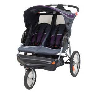 Baby Trend Expedition Elixer Double Jogging Stroller (1 Unit), Multi
