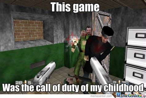 Goldeneye Meme - 007 golden eye n64 by marstonfan94 meme center