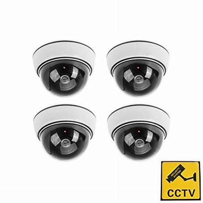 Security Led Camera Warning Ir Blinking Flashing